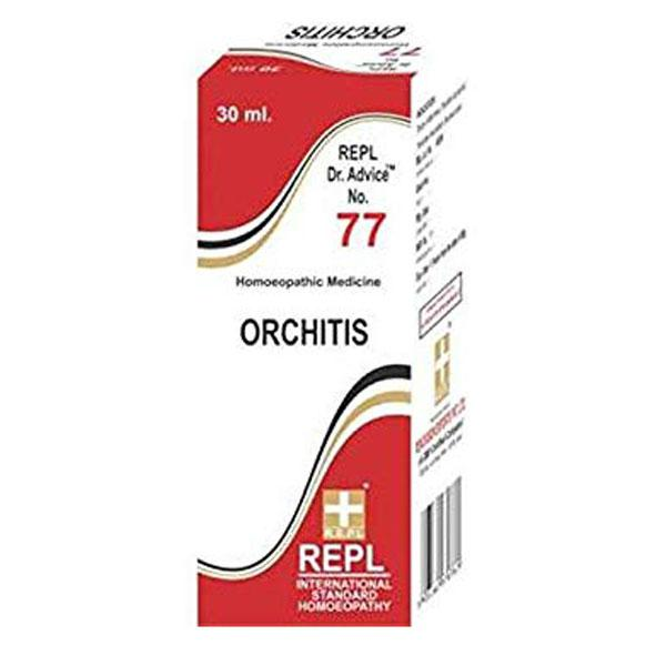 Repl Dr. Advice No.77 Orchitis Drops 30 ml