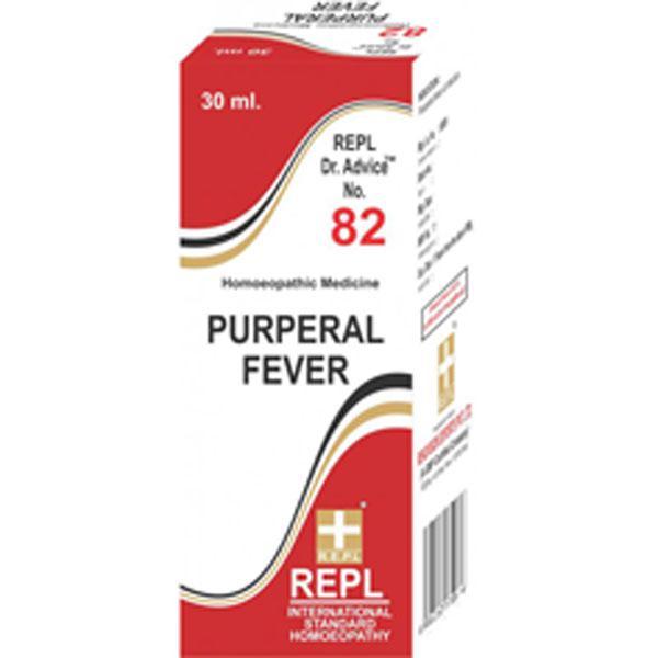 Repl Dr. Advice No.82 Puerperal Fever Drops 30 ml