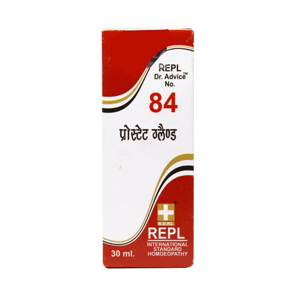 Repl Dr. Advice No.84 Prostate Gland Drops 30 ml