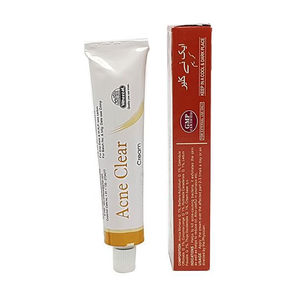 Wheezal Acne Clear Cream 25 gm