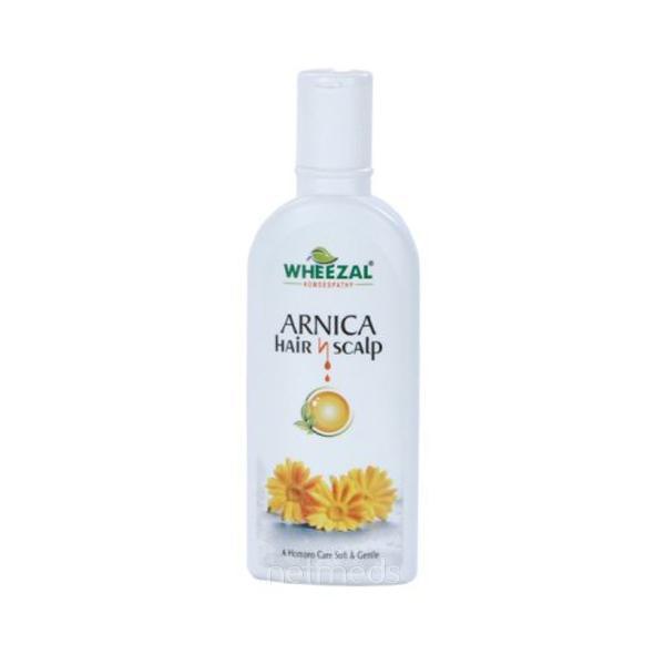 Wheezal Arnica Hair N Scalp Shampoo 100 ml