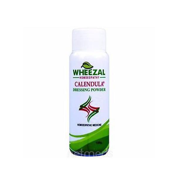 Wheezal Calendula Dressing Powder 100 gm