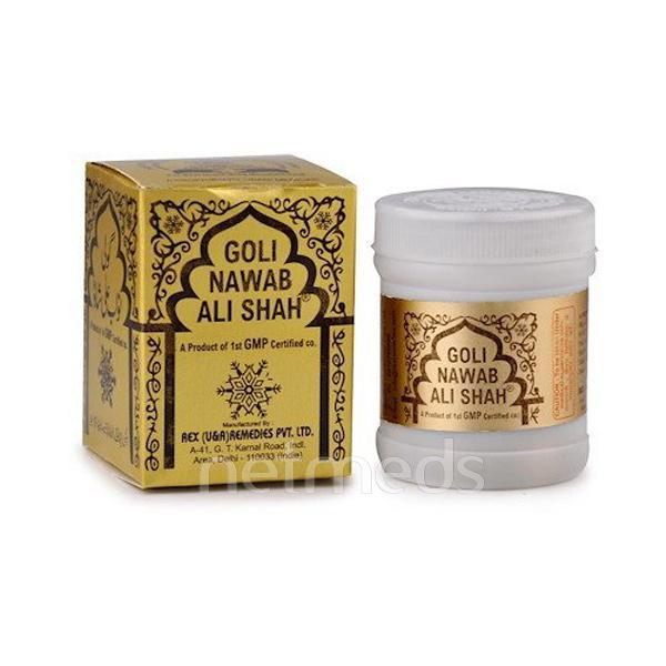 Rex Goli Nawab Ali Shah 5's
