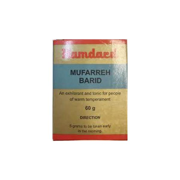 Hamdard Mufarreh Barid 60 gm