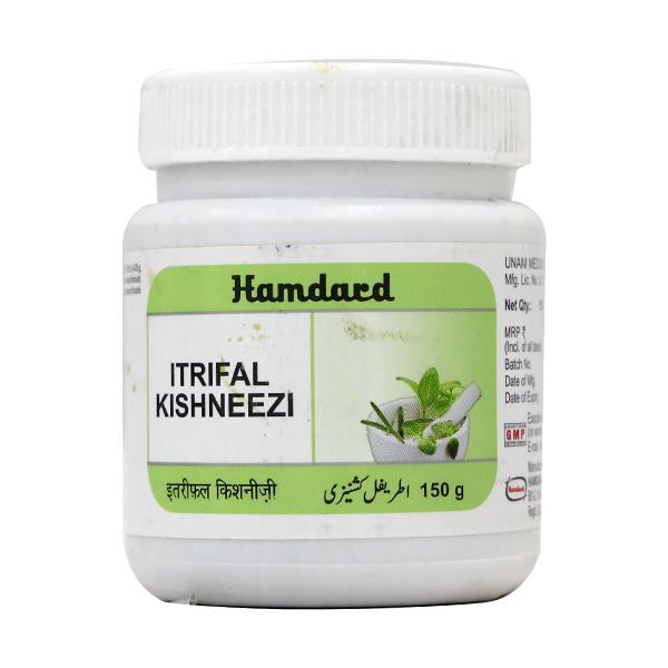 Hamdard Itrifal Kishneezi 150 gm