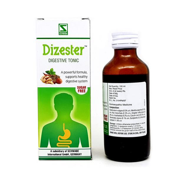 Dr. Willmar Schwabe Dizester Tonic 100 ml