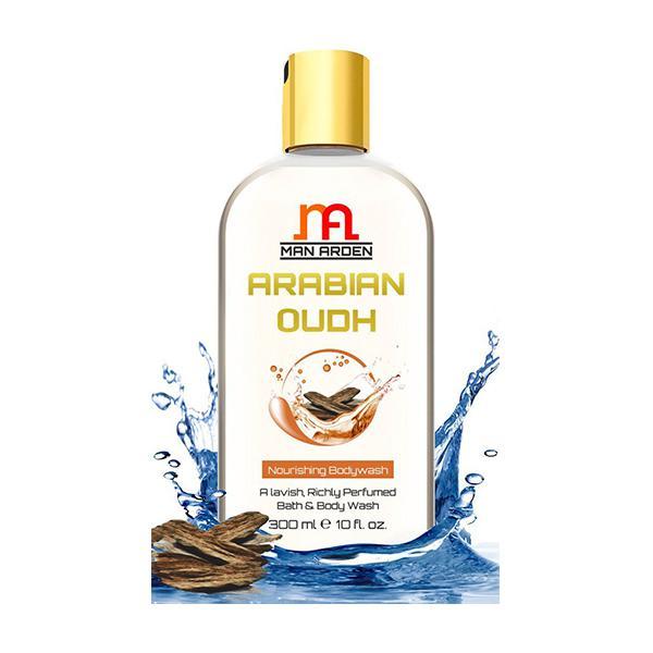 Man Arden Arabian Oudh Nourishing Body Wash 300 ml