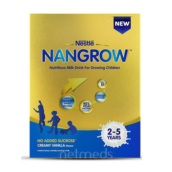 Nestle Nangrow (2-5 Years) Powder 400 gm (Refill Pack)