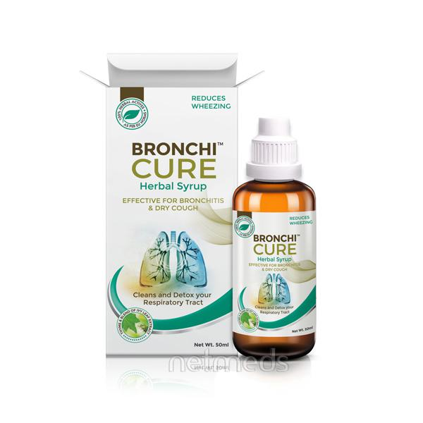 Green Cure Bronchicure Syrup 50 ml