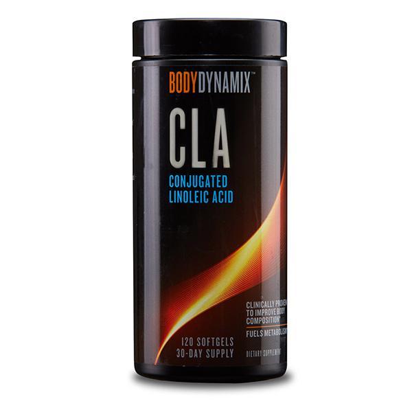 GNC Bodydynamix Cla Conjugated Linoleic Acid Softgel 120's