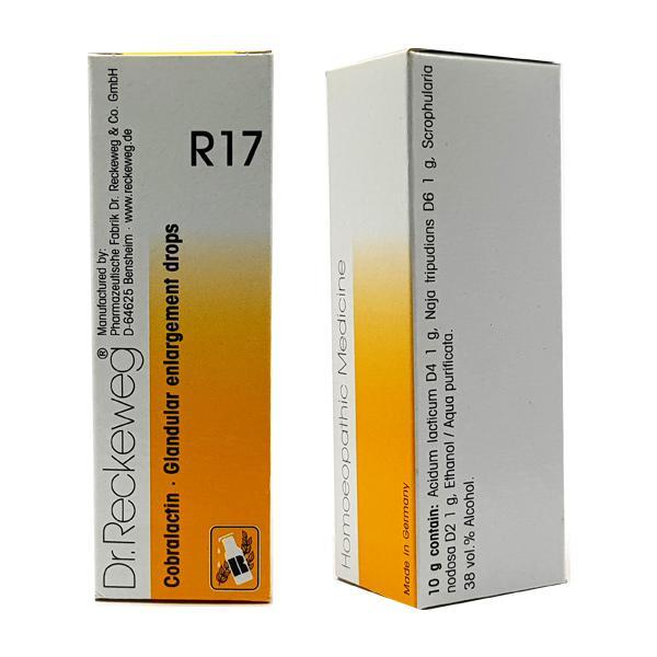 Dr. Reckeweg R17 Drops 22 ml