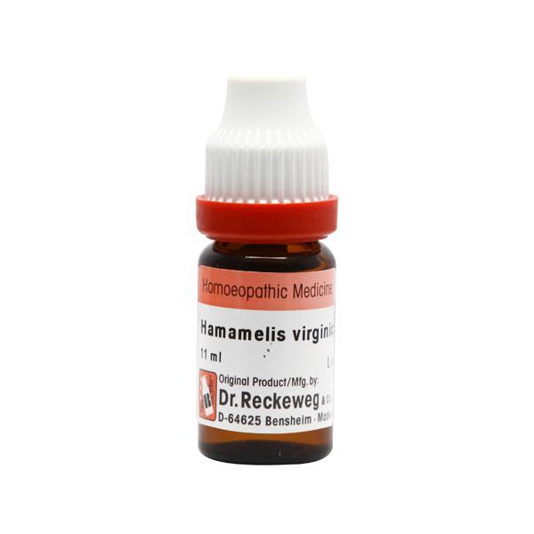 Dr. Reckeweg Hamamelis Virginiana 30 Liquid 11 ml