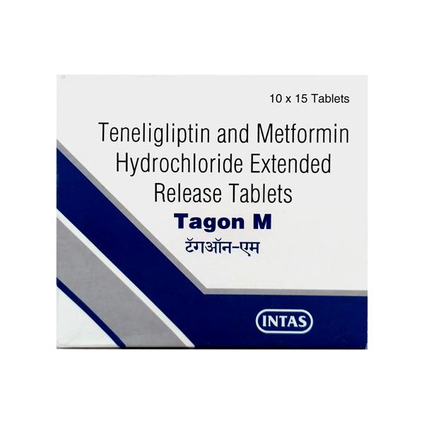 Tagon M Tablet 15'S