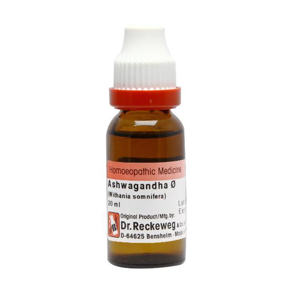 Dr. Reckeweg Ashwagandha Ø Liquid 20 ml