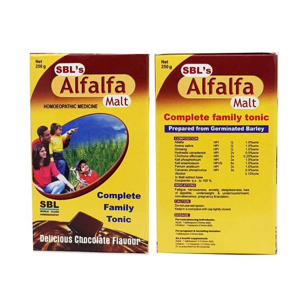 SBL Alfalfa Malt 250 gm