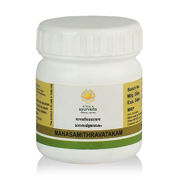 Kerala Ayurveda Manasamithravatakam Pills 25's