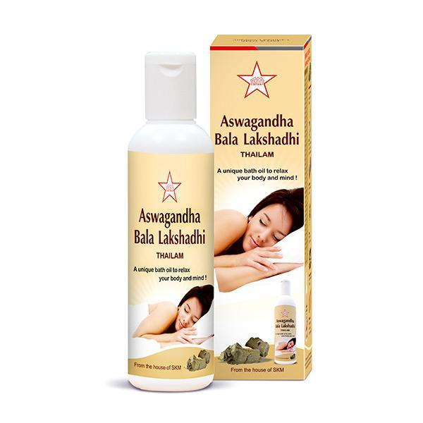 SKM Aswagandha Bala Lakshadhi Thailam 250 ml