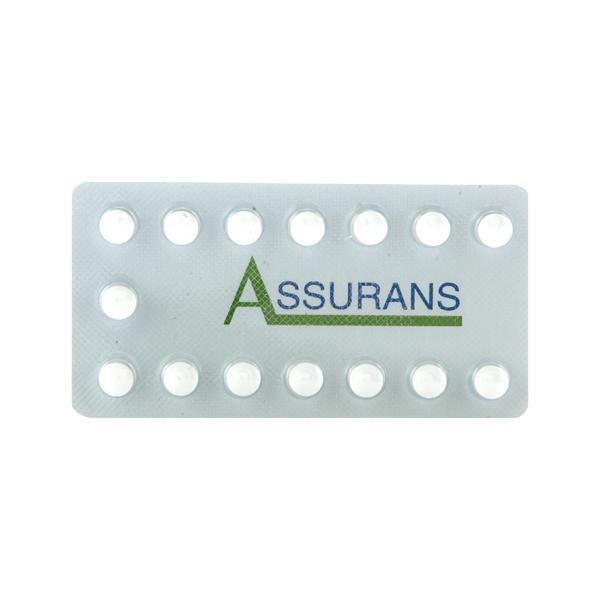 Assurans Tablet 15'S