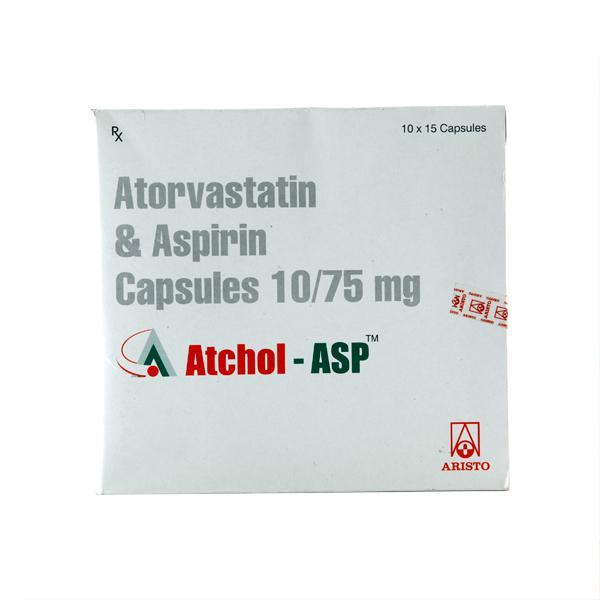 Atchol Asp Capsule 15'S