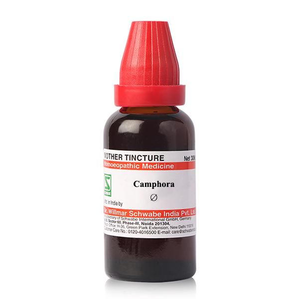 Dr.Willmar Schwabe Camphora Q Liquid 30 ml