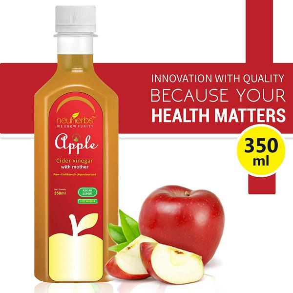 Neuherbs Apple Cider Vinegar With Mother 350 ml