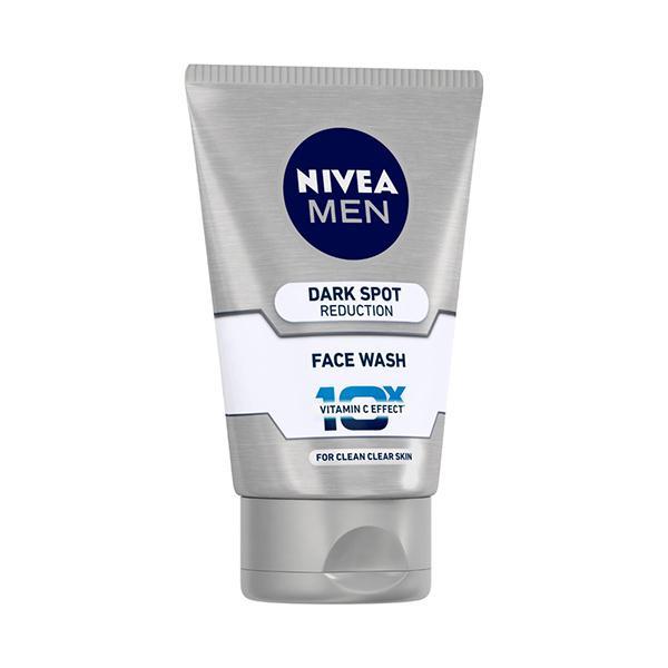 Nivea Men Dark Spot Reduction 10X Vitamin C Effect Face Wash 100 gm