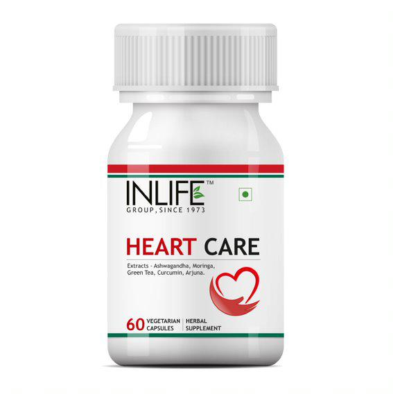 INLIFE Heart Care Capsules 60's