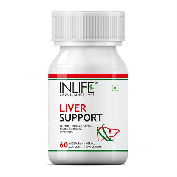 INLIFE Liver Support Capsules 60's