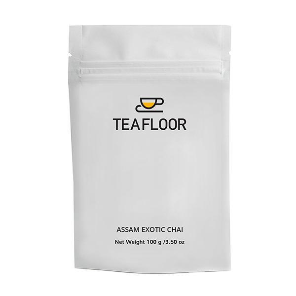 Teafloor Assam Exotic Chai 100 gm