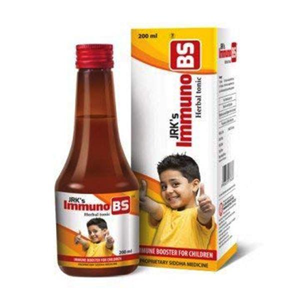 Dr. JRK Immuno BS Herbal Tonic 200 ml