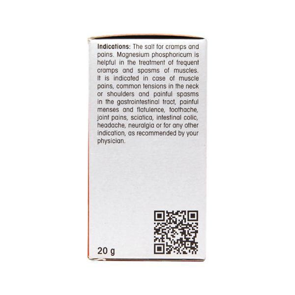 Dr. Reckeweg Magnesium Phosphoricum 12X Tablet 20 gm