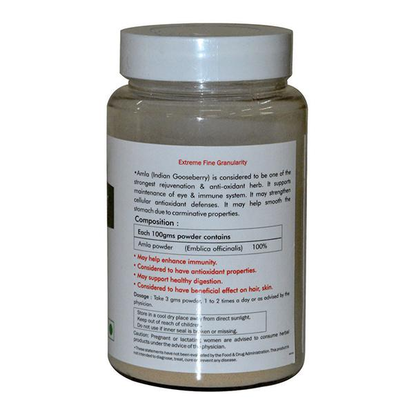 Herbal Hills Amla Powder 100 gm