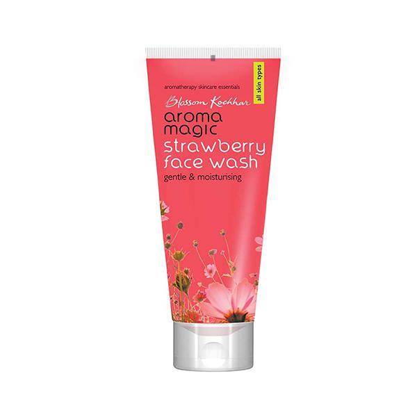 Aroma Magic Face Wash - Strawberry 100 ml