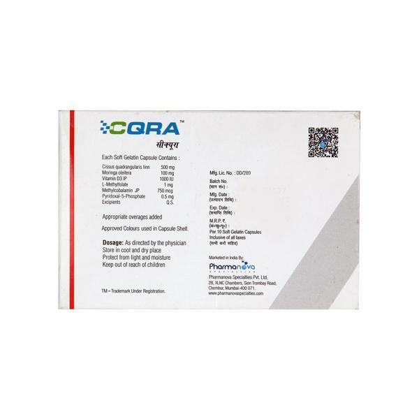 CQRA Capsule 10's