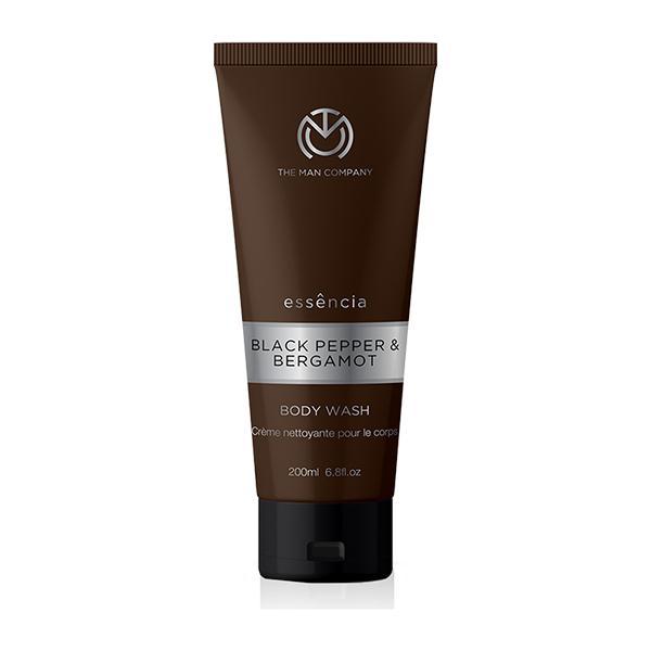 The Man Company Essencia Body Wash - Black Pepper & Bergamot 200 ml